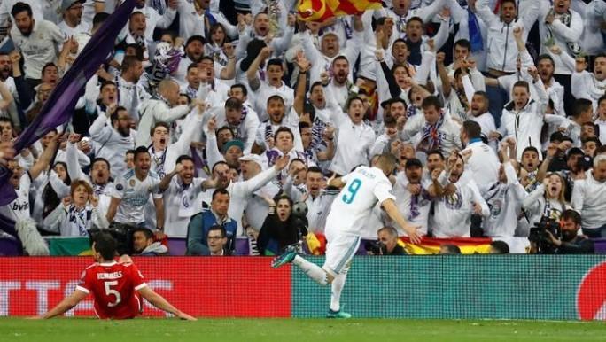 Real Madrid primer finalista de la Champions