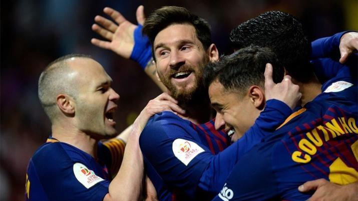 Barça desbarató el planteamiento valiente del Villarreal