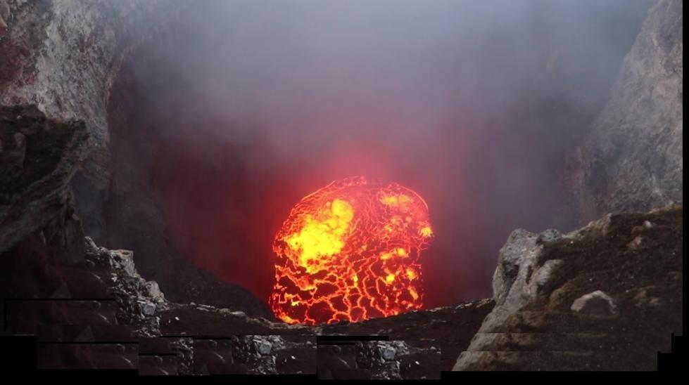 El volcán de Hawái a punto de explosionar