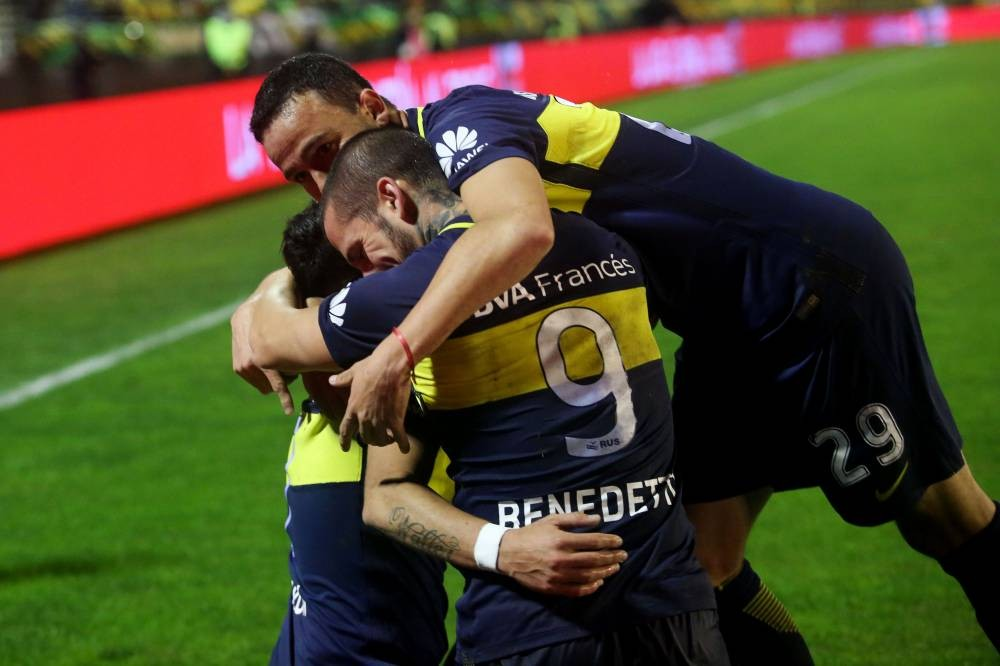 Tabla de la Superliga después de la consagración de Boca