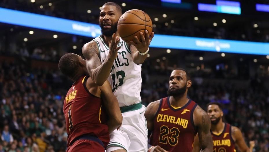 Los Celtics ganaron 108-83 al Cleveland en la primera final del Este
