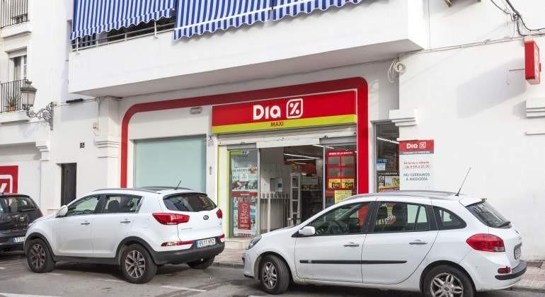 Supermercados Dia: sus acciones se desploman un 21% en dos semanas