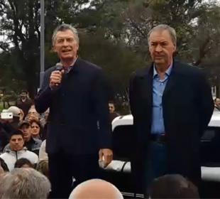 Macri pidió una Argentina sin privilegios