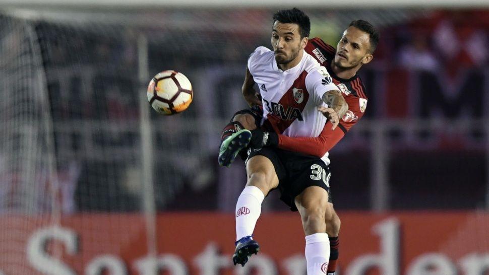 River empató con Flamengo y quedó primero