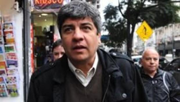 Pablo Moyano amenaza con copiar el paro de camioneros de Brasil