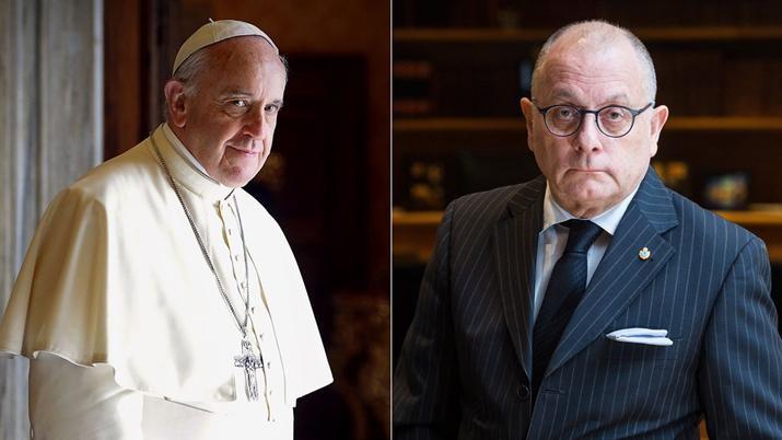 El Canciller Argentino se reuniò con el Papa