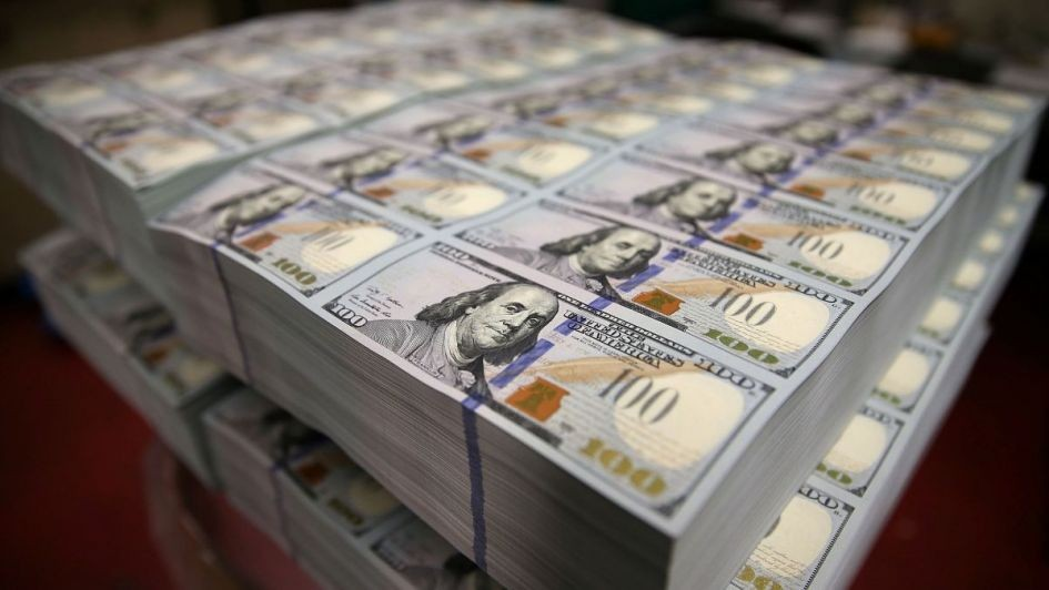 El dólar cotizó en alza y cerró en $45,80