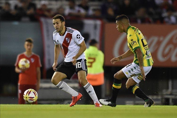 River golea  6-0 a Aldosivi por la Copa Superliga