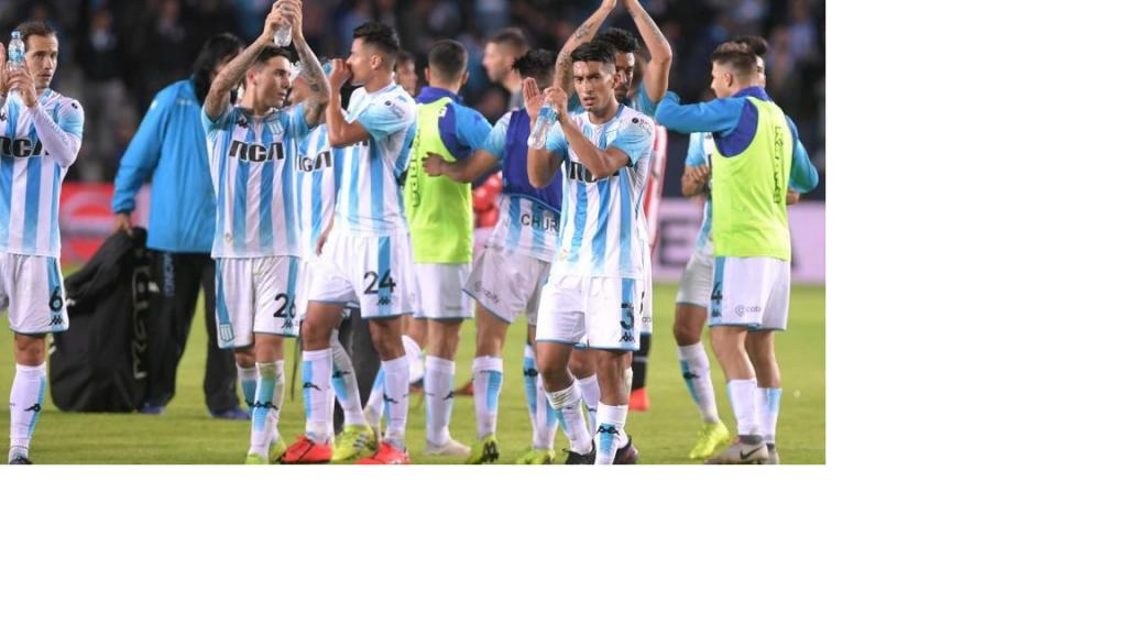Racing avanzó a los cuartos de la Copa Superliga