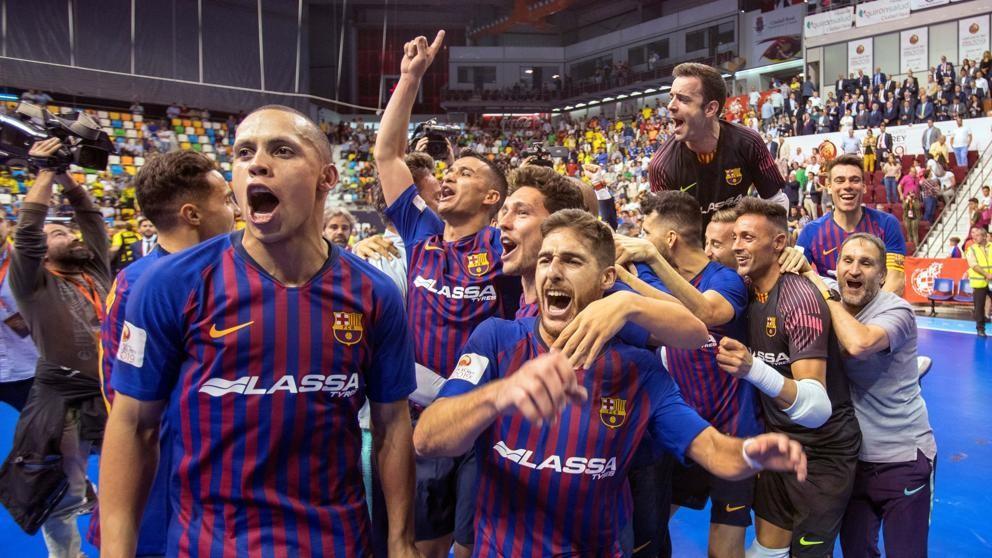 El Barça conquista la Copa del Rey