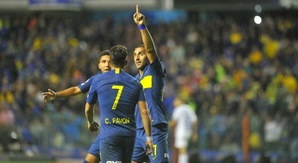 Boca superó a Godoy Cruz