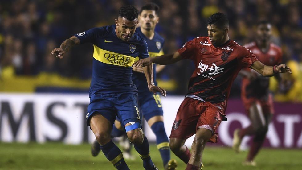 Boca iguala ante Vélez en ida de los cuartos de final