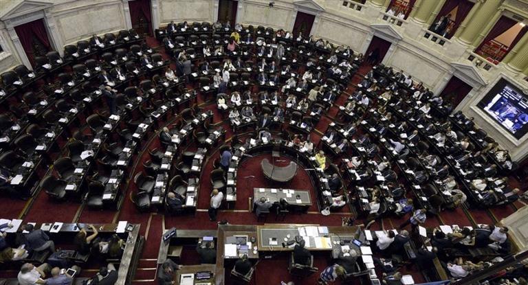 Es ley el proyecto de financiamiento político