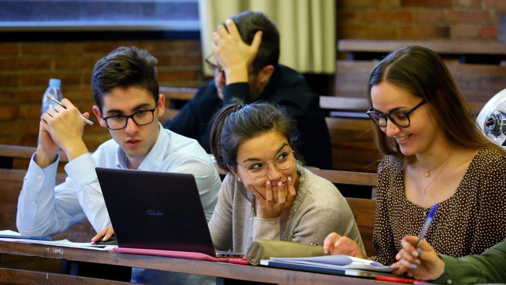 La revolución digital no ha llegado a la universidad