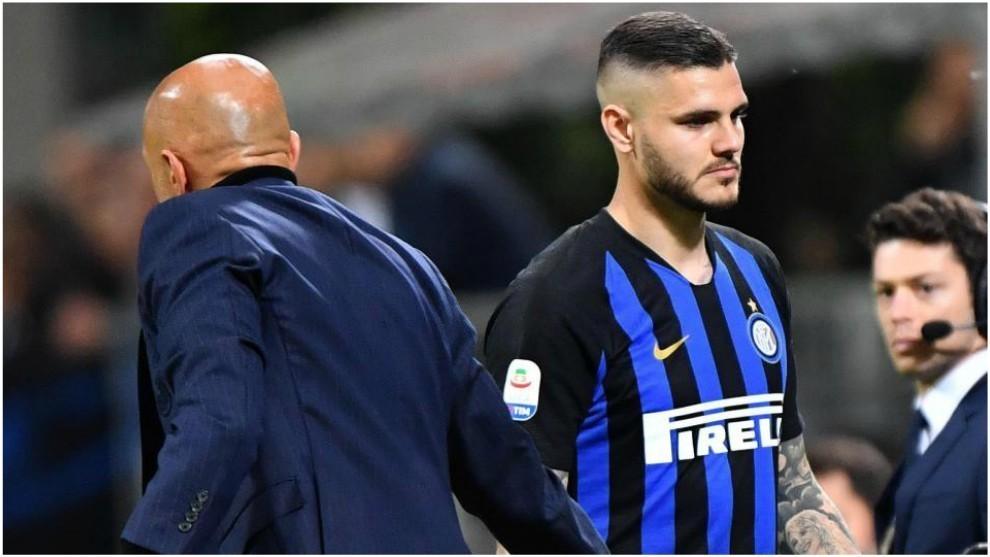 Icardi: Mi intención es seguir en el Inter