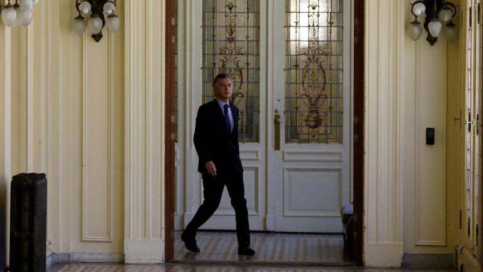 Macri:Hubiese sido más fácil recibir una Argentina con cimientos sólidos