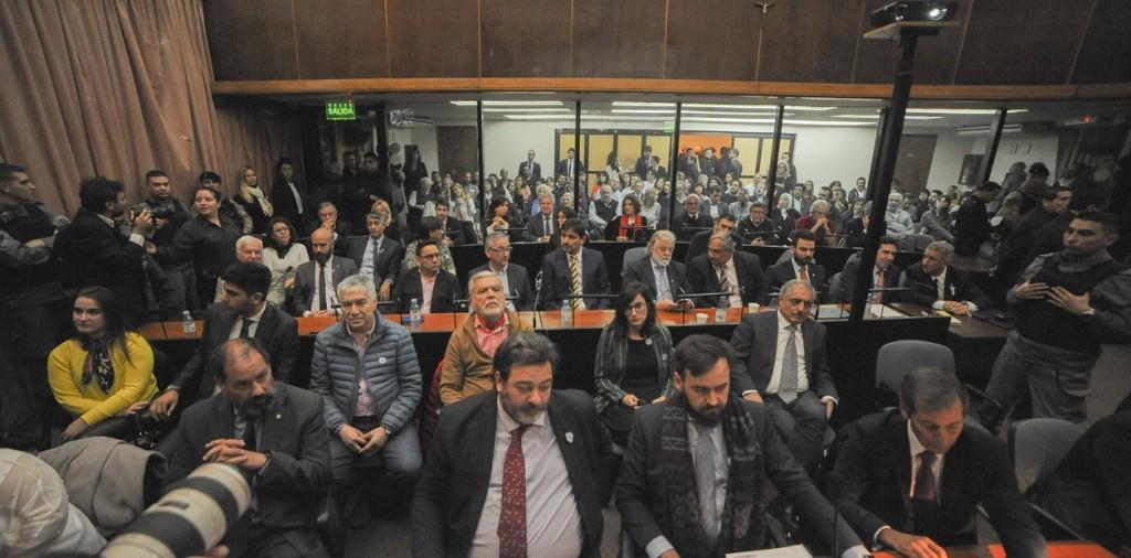Juicio a Cristina Kirchner paso a cuarto intermedio