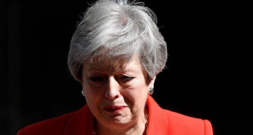 Theresa May renuncia como primera ministra del Reino Unido