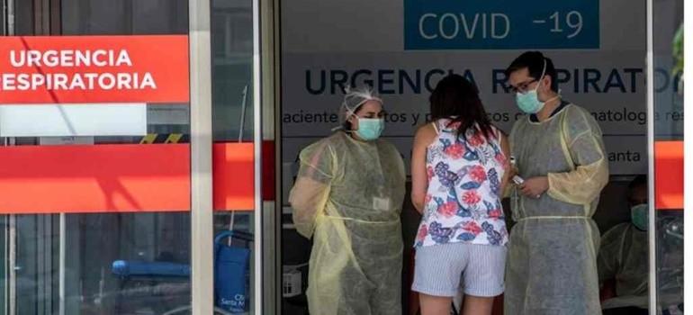 Chile declaró la cuarentena total en Santiago