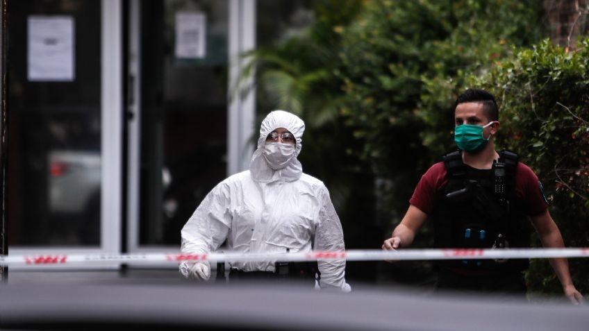 Diez personas murieron y record de contagiados en Argentina