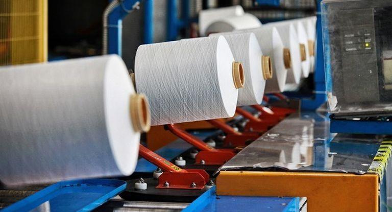 La industria textil cayo el 30% de su capacidad de producción