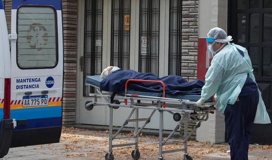Argentina: 540 nuevas muertes y 15.920 contagios de COVID-19