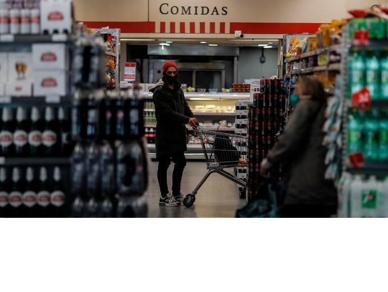 La inflación de abril fue del 4% impulsada por alimentos