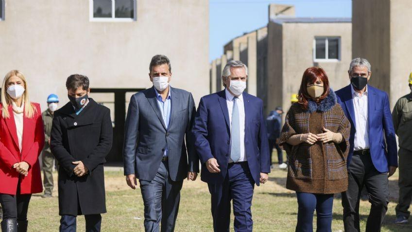 Alberto Fernández: otra vez durísimo contra los jueces de la Corte