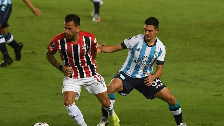 Racing empató sin goles con San Pablo
