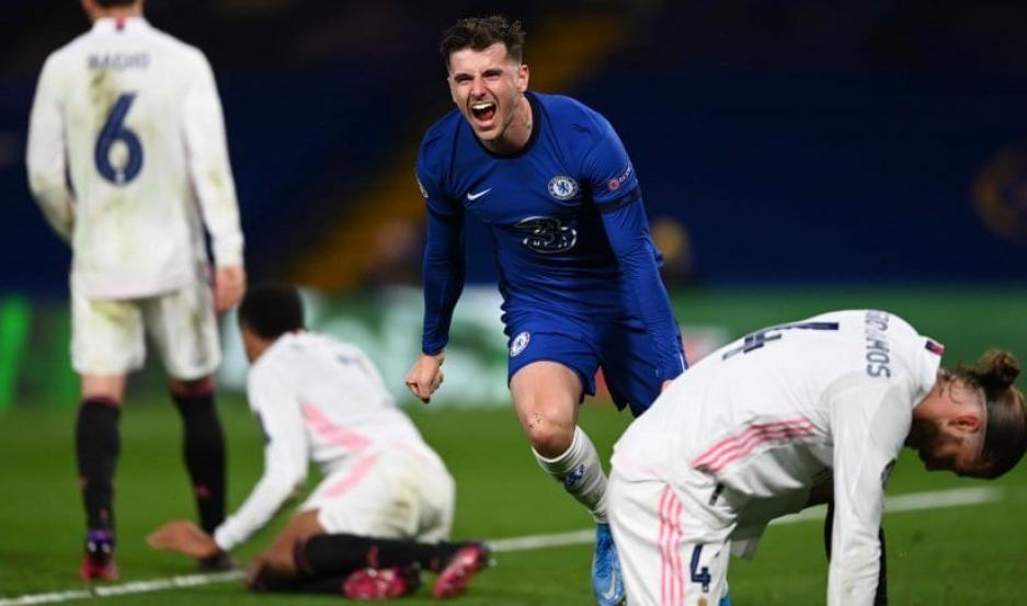 Chelsea eliminó al Real Madrid y es finalista