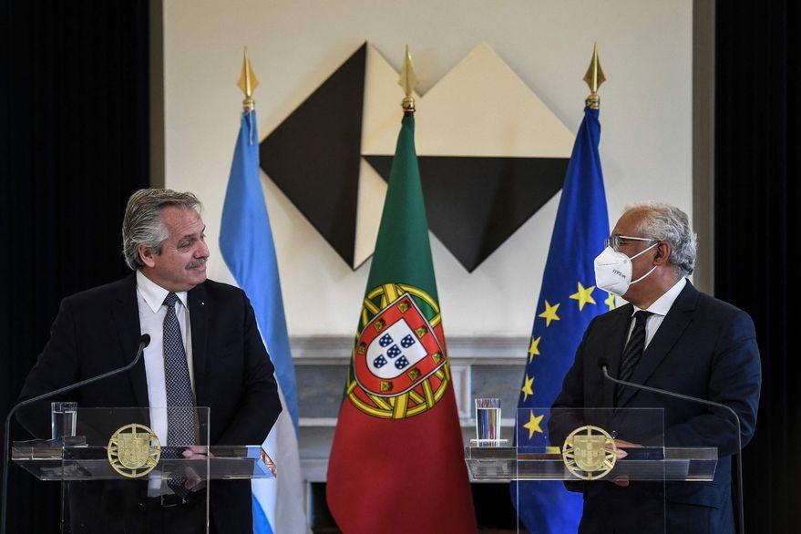 Alberto Fernández pidió 'cambiar algunas reglas del sistema financiero internacional'