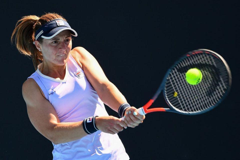 Nadia Podoroska ganó en Roma