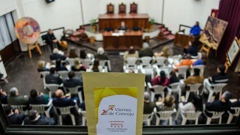 Ediles unificaran el sistema tributario Municipal