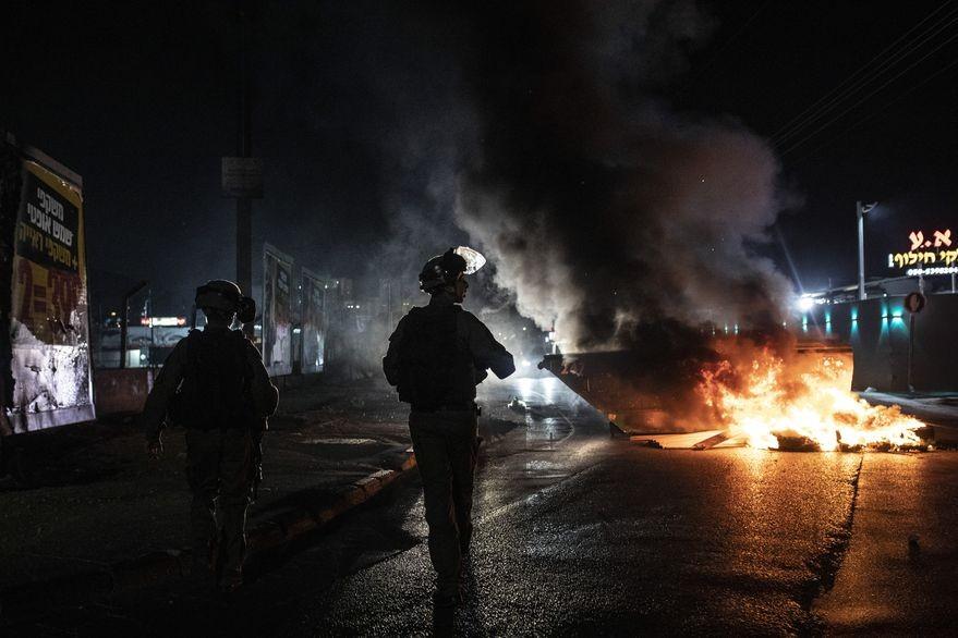 Israel inició una ofensiva aérea y de artillería en Gaza