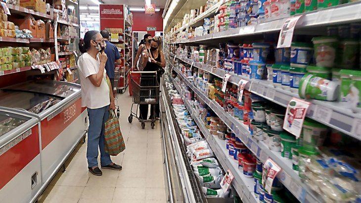 La inflación en abril fue del 4,1%
