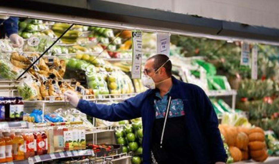 Inflación: los alimentos ya subieron 4% en el mes
