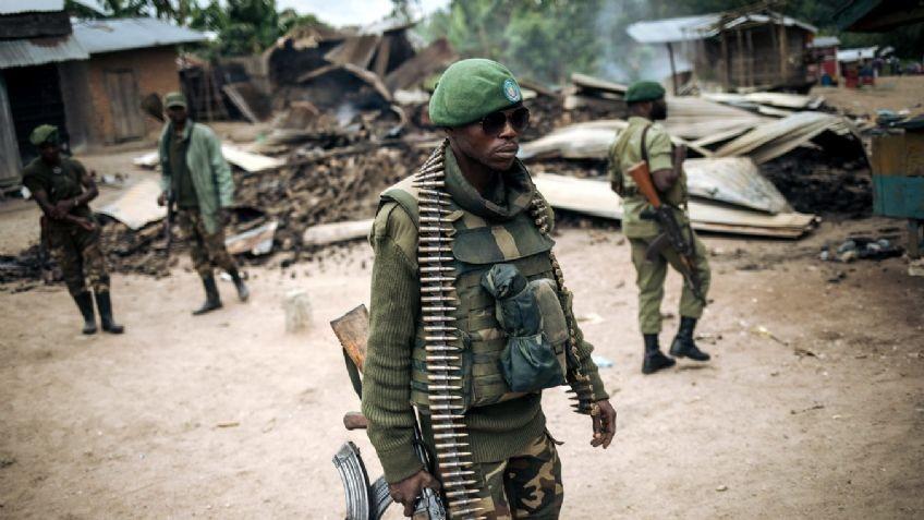 Masacre de Isis en el Congo màs de 22 muertos incluyendo niños y mujeres
