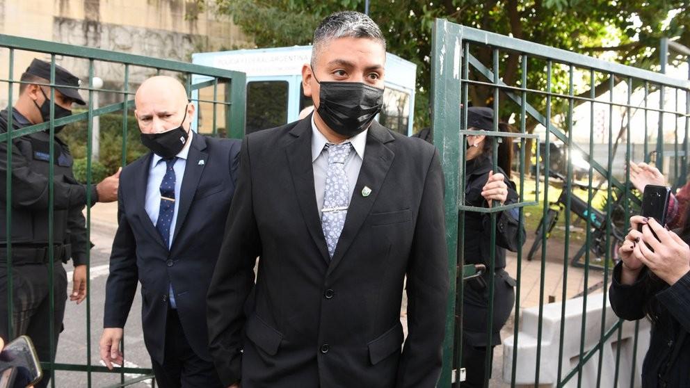 Chocobar fue condenado a dos años y medio de prisión en suspenso