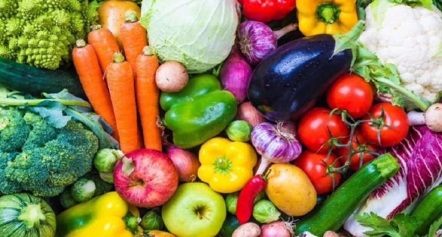 El Gobierno nacional anunció frutas y verduras a valores económicos