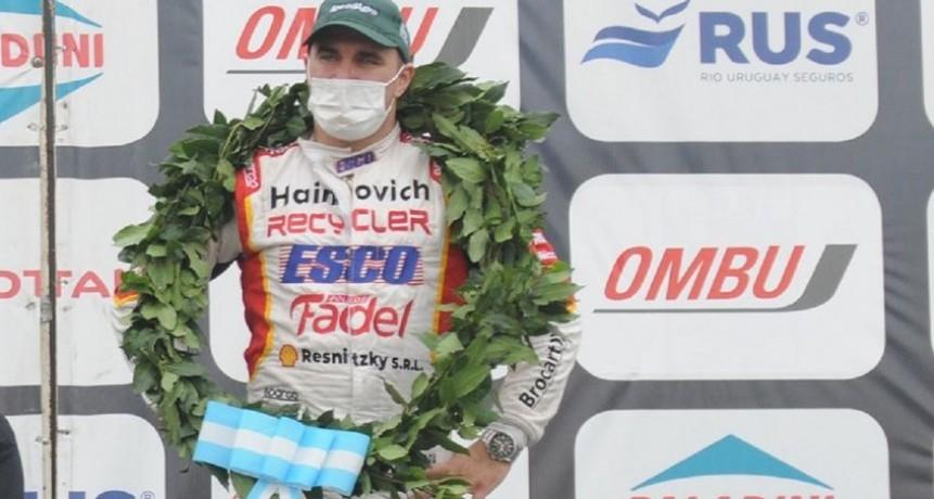 Mariano Werner triunfó en el Turismo de Carretera