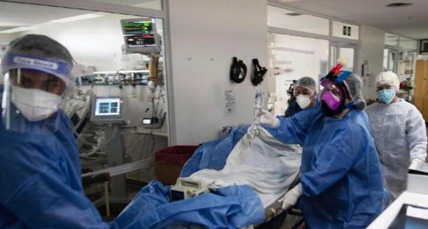 Argentina registró hoy cerca de 29.000 casos y 505 fallecidos