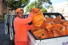 Pese al feriado, mañana habrá recolección de residuos y el mercado San Miguel estará abierto