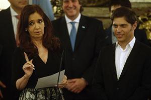 El anuncio de Cristina por Los Blancos beneficiará a Impsa