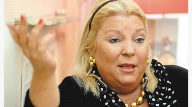 La CC-ARI aprobó candidatura presidencial de Carrió