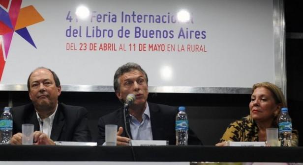 Mauricio Macri confirma la interna y anuncia a su vice