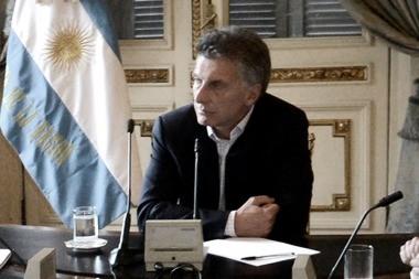 Macri recibirá a jubilados y al ministro de Asuntos Exteriores de Alemania