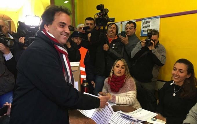 Juan Manuel Llamosas se impuso a Cambiemos en Río Cuarto