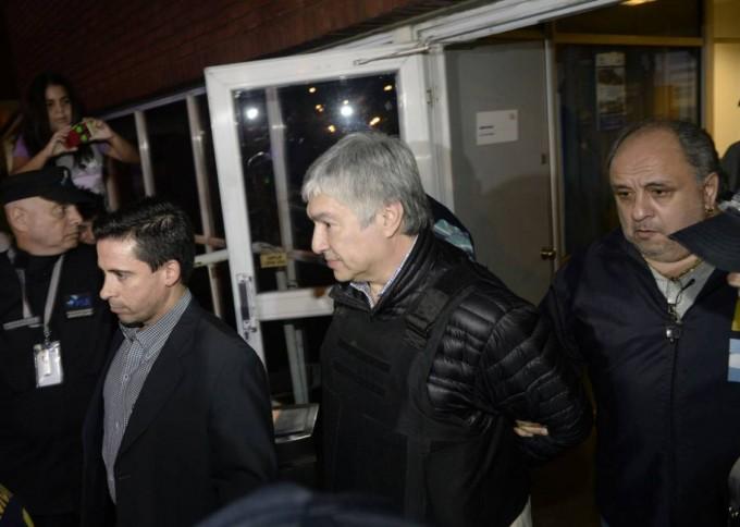 Báez reiteró que vio a Casanello en Olivos y ofreció su testimonio