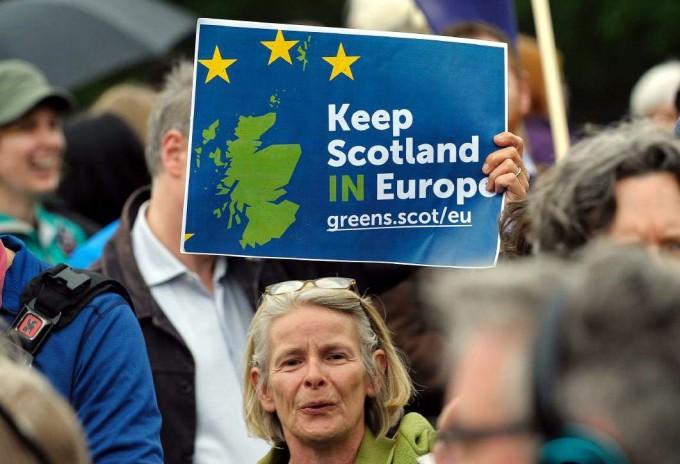 Gobierno de Escocia se reunirá con Comisión Europea para definir su situación en el bloque