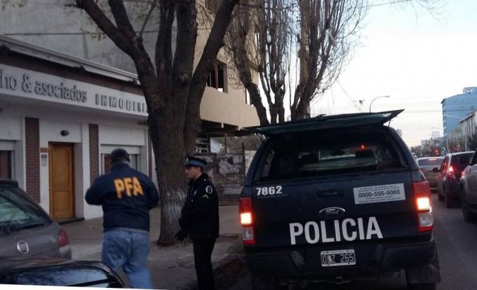 Santa Cruz: Allanan propiedades vinculadas a una empresa de la ex Presidente